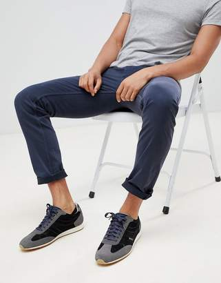 BOSS Shino Slim Chino in Navy
