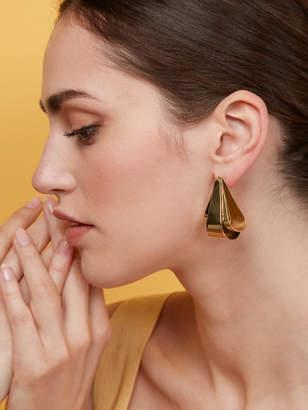 Reformation Soko Siri Statement Earrings