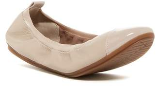Susina Karsten Leather Ballet Flat - Wide Width Available
