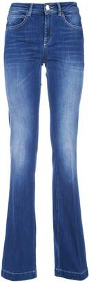 L'Autre Chose Faded Flared Jeans