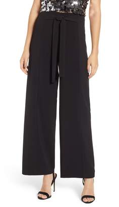 Leith Wide Leg Trousers