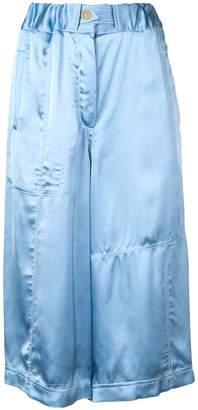 Loewe high waist culottes