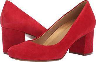 2051cff958d1 Naturalizer Red Pumps - ShopStyle
