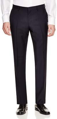 BOSS HUGO BOSS Genesis Contemporary Slim Fit Trousers $195 thestylecure.com