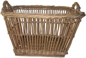One Kings Lane Vintage French Bakery Basket