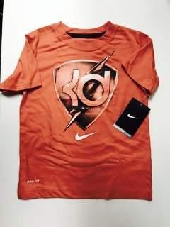 Nike Bassket.com Boys T-Shirts 4