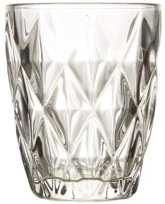 Salt&Pepper Set of 4 Clear Camden Glass Tumblers