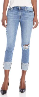 Joe's Jeans Wakley Skinny Cropped Jeans