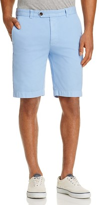 Brooks Brothers Flat-Front Classic Fit Shorts $82 thestylecure.com