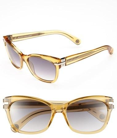 Marc Jacobs 56mm Retro Sunglasses