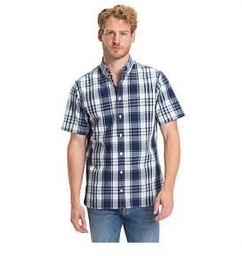 Tommy Hilfiger Wcc Custom Tartan S/S Shirt