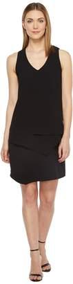 Karen Kane Layered Angle Dress Women's Dress