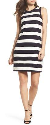 Eliza J Stripe Sweater Dress