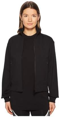 Yohji Yamamoto Matte Track Jacket Women's Coat
