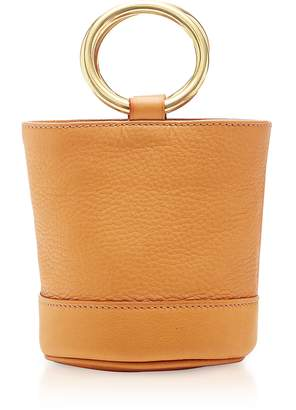 Simon Miller S801S Sand Pony Leather Bonsai 15 cm Bag