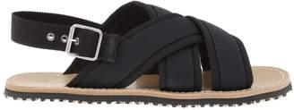 Marni Fabric Sandal