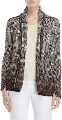 Nic+Zoe Nic + Zoe Petite All the Lines Cardigan