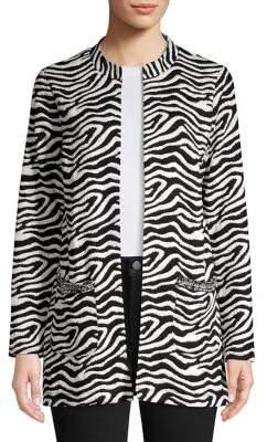 Dorothy Perkins Zebra Print Jacket