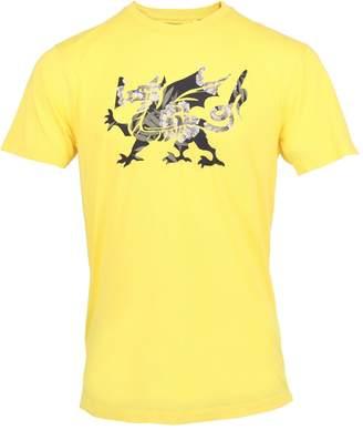 Dragon Optical Lords of Harlech - Rob Tee In Yellow