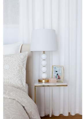 Lulu & Georgia Cupcakes and Cashmere Stacked Ball Table Lamp