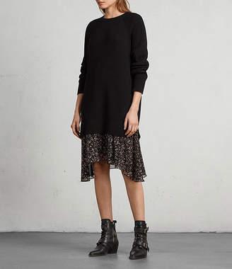 AllSaints Pepper Sweater Dress