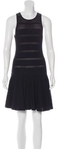 Alice + OliviaAlice + Olivia Knit Knee-Length Dress