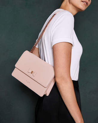 dac11ab719da Ted Baker Pink Leather Crossbody Bags For Women - ShopStyle Australia