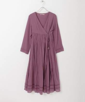 URBAN RESEARCH (アーバン リサーチ) - URBAN RESEARCH ne Quittez pas COTTONVOILCROSSOVER GOWN