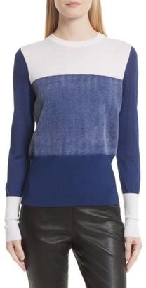 Women's Rag & Bone Marissa Colorblock Sweater