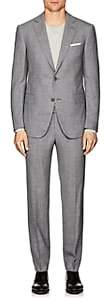 Pal Zileri MEN'S WOOL-BLEND TWO-BUTTON SUIT-ASSORTED SIZE 40 R