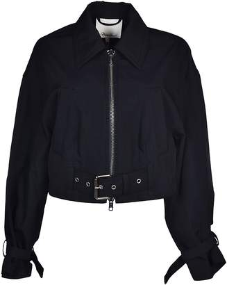 3.1 Phillip Lim Belted Biker Jacket