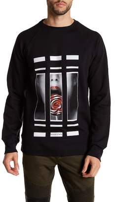 Rogue Graphic Pullover Sweater