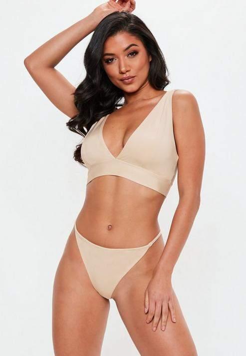 Nude Grown On Bikini Top, Nude