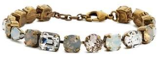 Sorrelli Clover Crystal Bracelet
