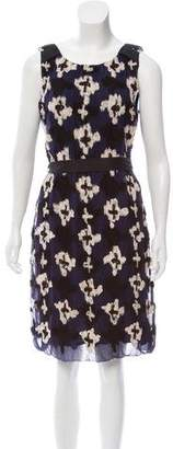 Yoana Baraschi Sleeveless Patterned Dress