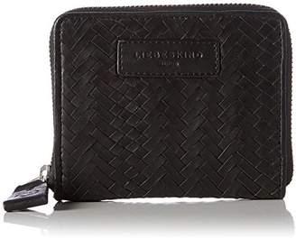 Liebeskind Berlin Women's Connyw7 Handwoven Leather Zip Around Wallet