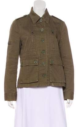 Marc Jacobs Button-Up Utility Jacket