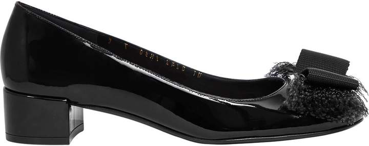 30mm Marlia Patent Leather Pumps