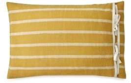 Ralph Lauren Morrene Striped Throw Pillow