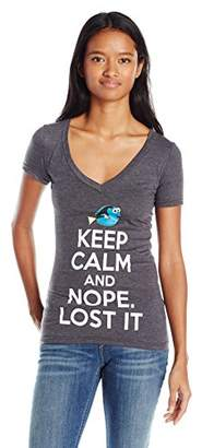 Disney Juniors Finding Dory Keep Lost It Graphic T-Shirt $17.50 thestylecure.com