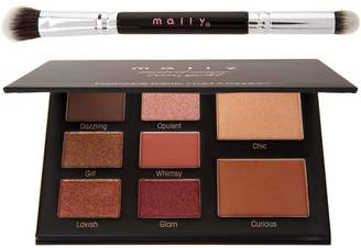 Mally Beauty Mally Muted Muse Rose Gold Eye Shadow Palette