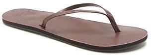 Reef Leather Uptown Flip Flop Sandals
