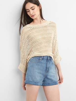 Gap Loose Knit Pullover Sweater