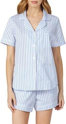 BedHead Stripe Cotton Short Pajamas