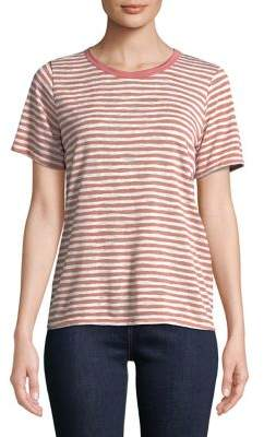 Project Social T Striped Ringer Tee
