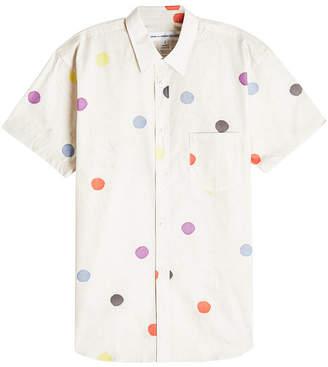 Comme des Garcons Printed Cotton Shirt