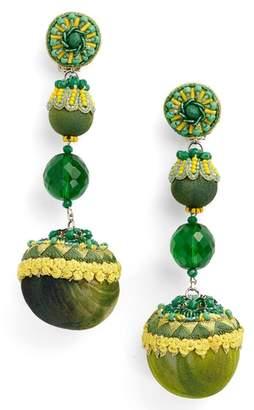 Ranjana Khan Lily Linear Earrings