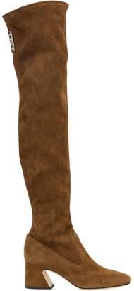 Alberta Ferretti Cuissard Boots