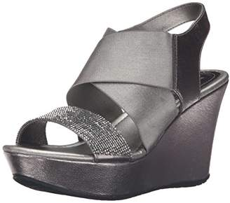 Kenneth Cole Reaction Women's Sole Less 2 Wedge Sandal