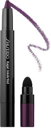 Shiseido Kajal Ink Artist Shadow, Liner, Brow
